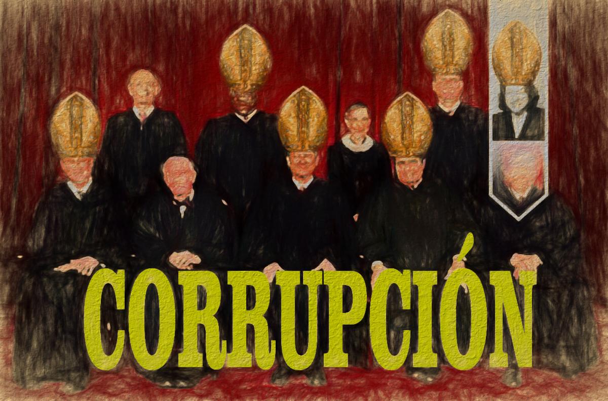 Opus Dei y Poder Judicial Corrupcion