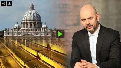 Pedofilia, lavado de dinero y otros pecados Daniel Estulin revela los secretos del Vaticano